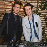 Henry Holland and Nick Grimshaw
