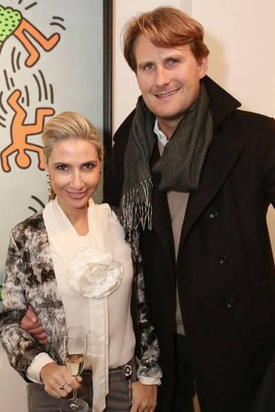 Marta Altuna and Daniel Oldeweme