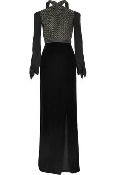 Roland Mouret gown