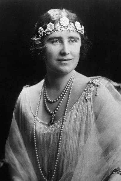 Strathmore Rose tiara