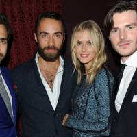 Diego Bivero-Volpe, James Middleton, Donna Air and Antoin Commane