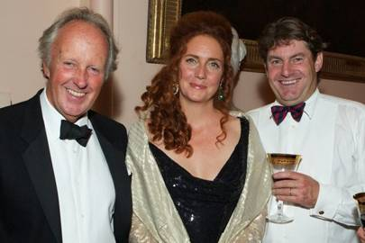 John Shearman and Rebekah Brooks and Charlie Brooks