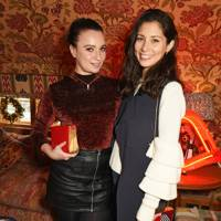 Gizzi Erskine and Jasmine Hemsley