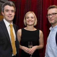 Christopher Bucknall, Caroline MacPhie and James Geer