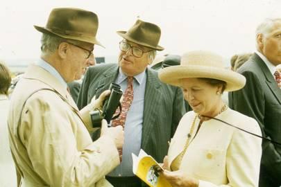 Philip Wroughton, David Coleridge and Mrs David Colerdige