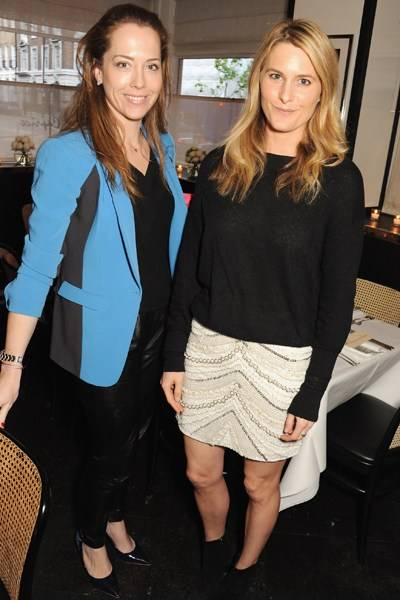 Mia Fenwick and Lady Kinvara Balfour