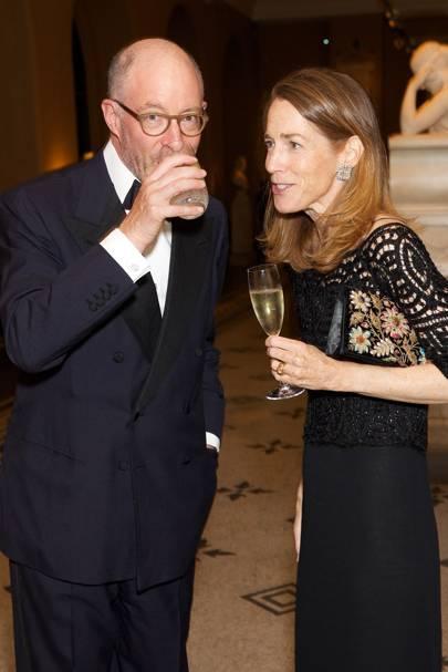 Jack Lambert and Meica de Beistegui