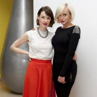 Jessica Raine and Helen George
