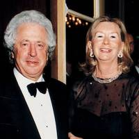 Sir Martin and Lady Arbib