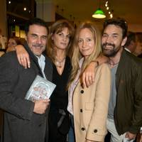 Andre Balazs, Jemima Khan, Martha Ward and Dougray Scott