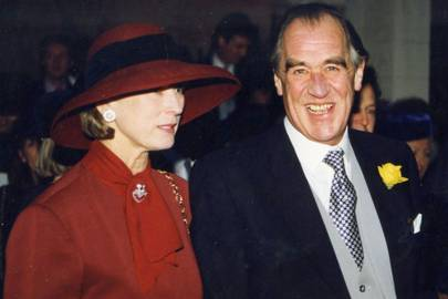 The Countess of Erne and the Earl of Erne