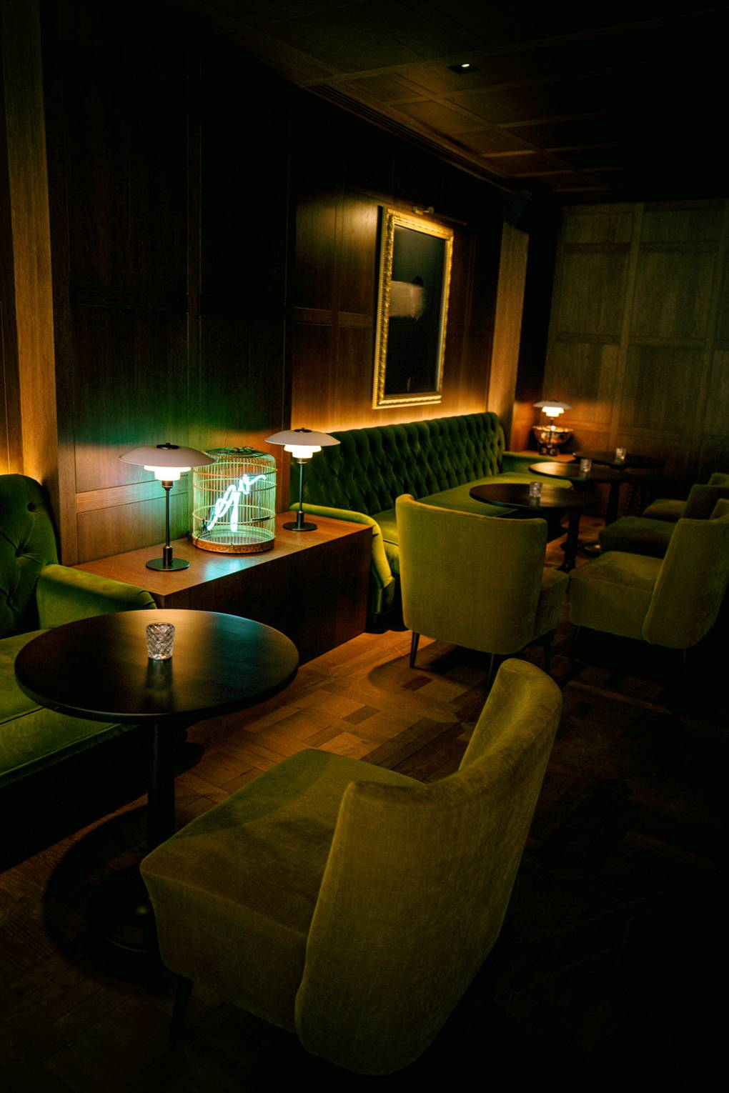 the barcelona edition punch room