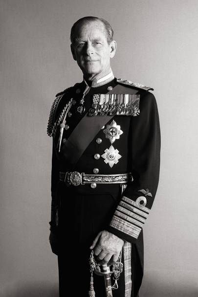 Prince Philip, husband of Queen Elizabeth II