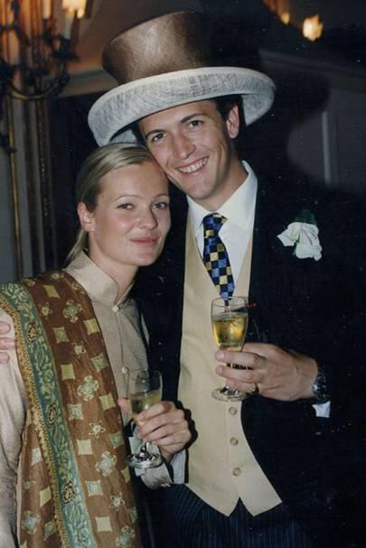 Nikki Dowling and Rupert Fane
