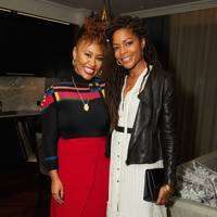 Emeli Sandé and Naomie Harris