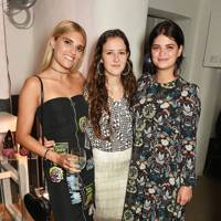 Tigerlily Taylor, Ashley Williams and Pixie Geldof