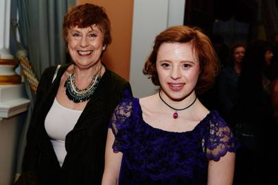 Jane Gordy and Sarah Gordy