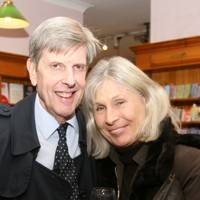 Sir Toby Clarke and Melanie Pemberton