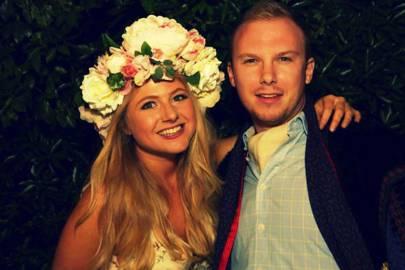 Lotte Brouwer and Alex Hibbitt