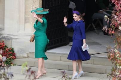 Sarah, Duchess of York and Princess Beatrice