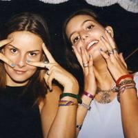 Jessica Simon and Zara Simon