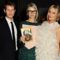 Samuel Fernstrom, Anna Teurnell and Laura Whitmore