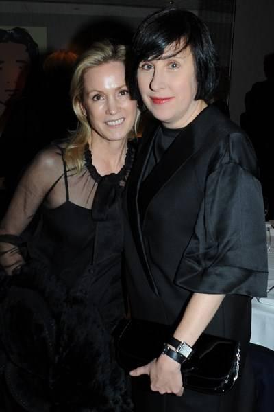 Carolyn Dailey and Alice Rawsthorn