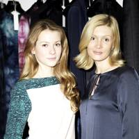Kristina Pokrovskaya and Tess Van Ghert