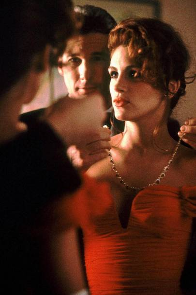 Julia Roberts as Vivian in Pretty Woman