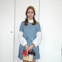 Celia Thursfield as Dead Dorothy