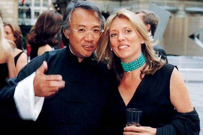 David Tang and Sara Carello, 2012