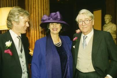 Andrew Alers-Hankey, Mrs John Beckwith-Smith and John Beckwith-Smith