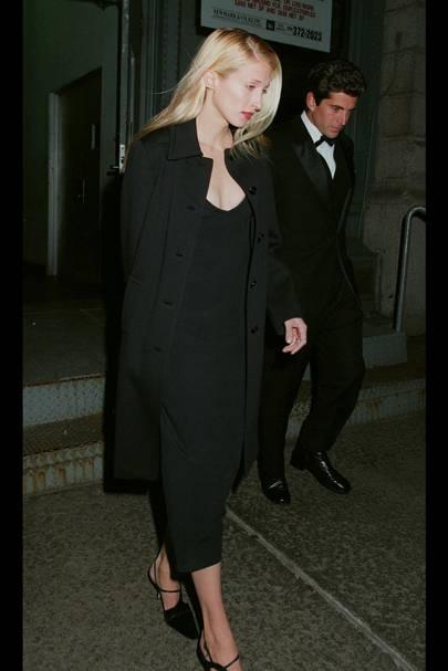 Carolyn Bessette Kennedy, 1996