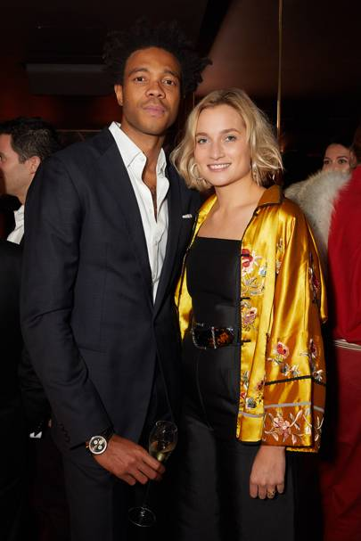 Charlie Casely-Hayford and Sophie Ashby