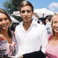 Sadie Ward, Toby Chambers and Martha Ward