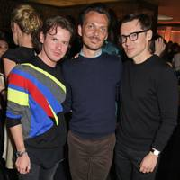 Christopher Kane, Matthew Williamson and Erdem Moralioglu