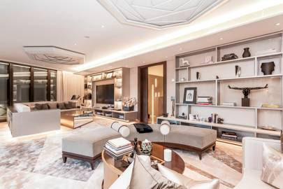 3-bedroom apartment at One Hyde Park, Knightsbridge