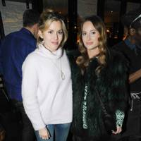 Caggie Dunlop and Rosie Fortescue