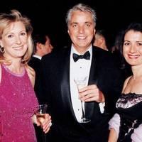 Fiona Macpherson, Jeffrey Tarrant and Marie-Christine Riachi