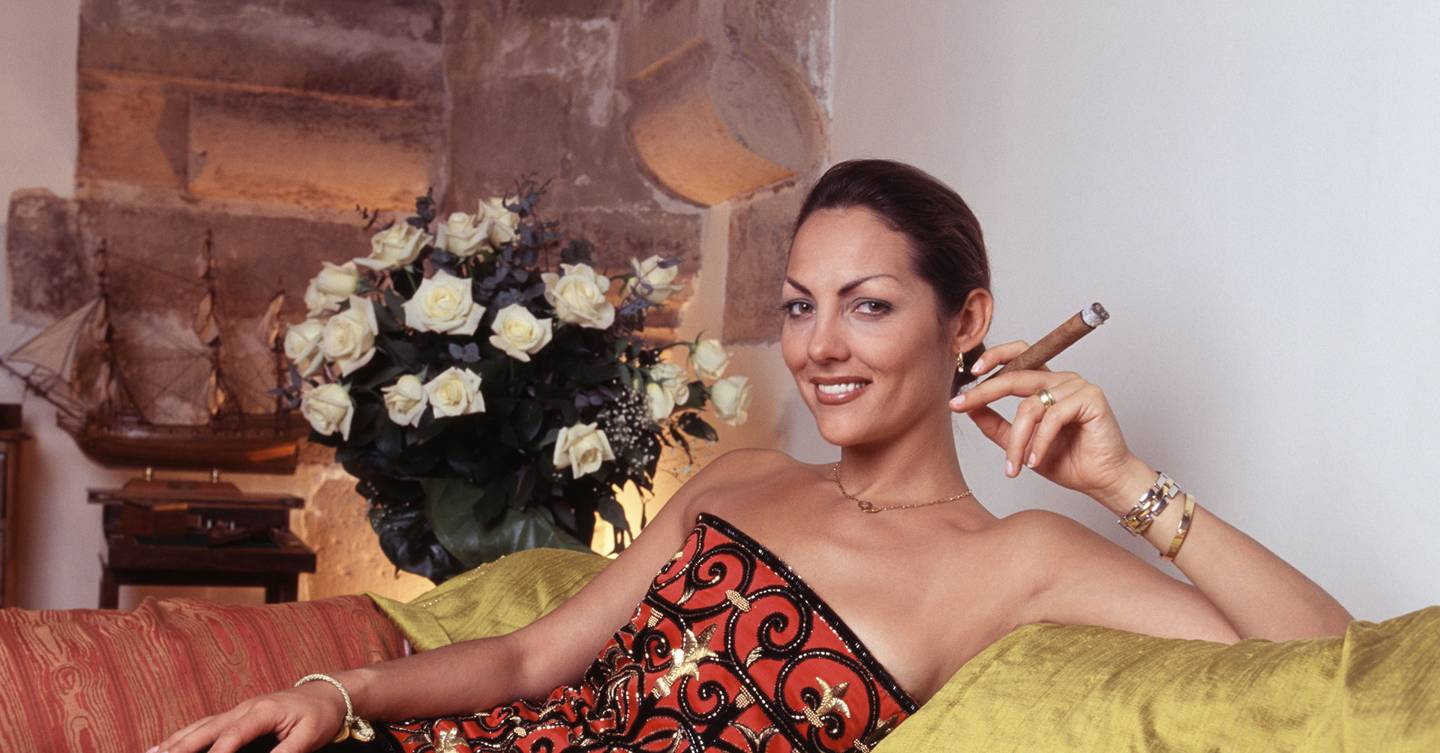 Princess Hermine de Clermont-Tonnerre - the rock 'n' roll royal - dies after motorcycle accident