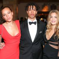 Phoebe Collings-James, Sean Frank and Chelsea Leyland