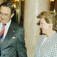 King Constantine and Queen Anne-Marie of Hellenes