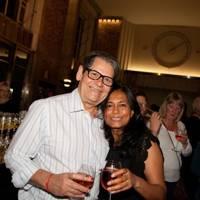 Ernest Ignatius and Bharti Patel