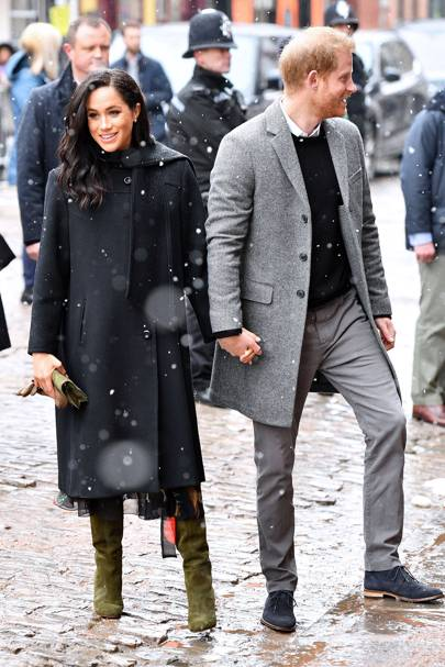The Duchess Of Sussex S Best Pregnancy Style Meghan
