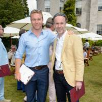 Sir Chris Hoy and Marcus Wareing