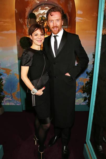 Damien Lewis and Helen McRory
