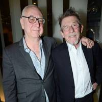 Don Boyd and John Hurt