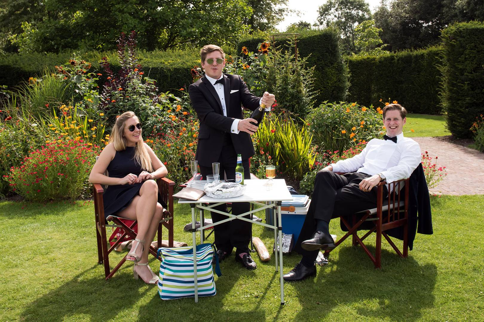 Admirable Glyndebourne 2017 Under 30S Night Tatler Squirreltailoven Fun Painted Chair Ideas Images Squirreltailovenorg