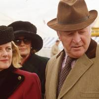 Jenny McAlpine, Mrs Malcolm Dudley-Williams and Geoffrey James