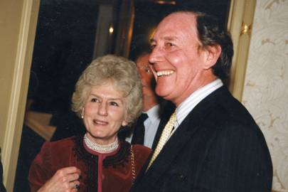 Jacqueline Craig and Norman Corbett